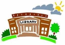library-clipart