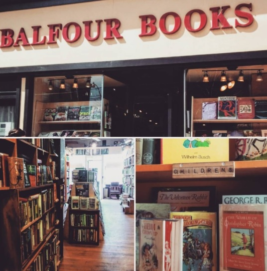 Balfour books